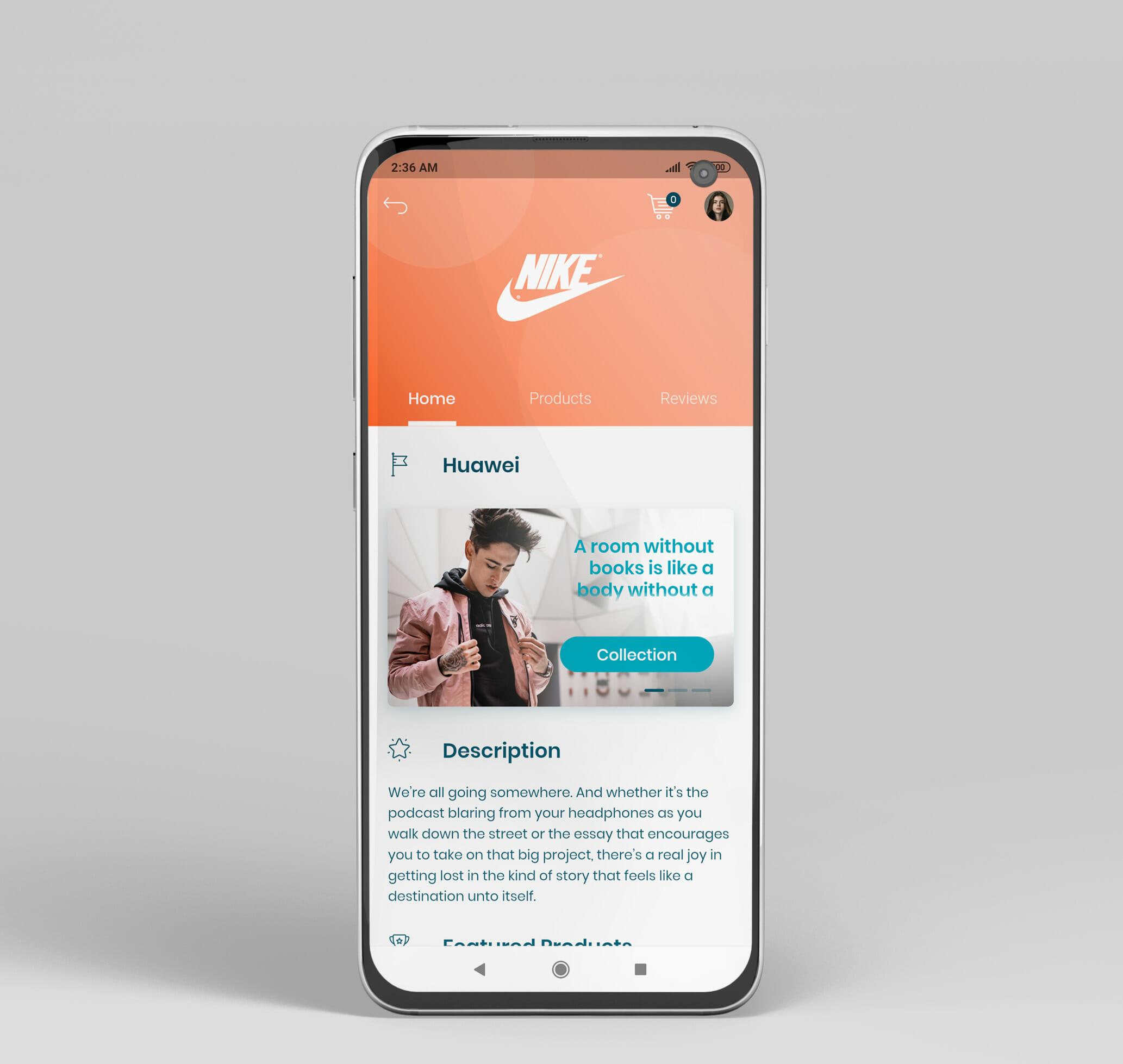 e commerce flutter app ui kit17